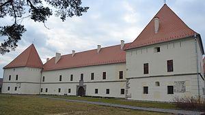 Miercurea Ciuc - The Mikó Castle