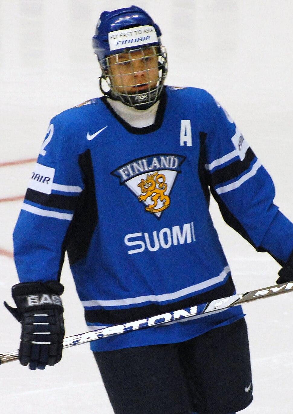 Mikael Granlund 2010 WJC