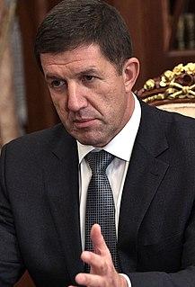 Mikhail Oseevsky Russian politician