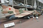 Mikoyan-Gurevich MiG-23BN '23 red' (34420470722).jpg
