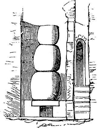Thermae - A three-tiered water boiler (miliarium)