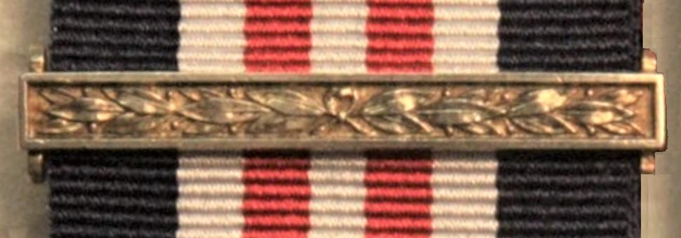 Military Medal, ribbon bar