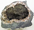 Millerite in geode (Hall's Gap, Kentucky, USA).jpg