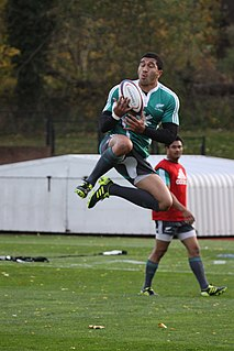 Mils Muliaina Rugby player