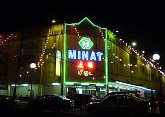 Kulim District - Minat supermarket
