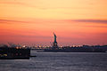 Miss Liberty @ Sunset (3056918490).jpg