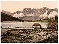Misurinasee, Sorapiss and Monte Antelao, Tyrol, Austro-Hungary-LCCN2002711071.jpg
