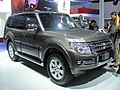Mitsubishi Pajero CN Spec V6 3.0L In the 14th Guangzhou Autoshow 14.jpg