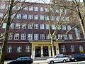 Moabit Levetzowstraße Kleist-Lyzeum und Filmschule.JPG
