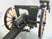 Model1897 75mm gun 2