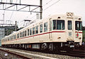 Model 5000 of Keio Electric Railway 3.JPG