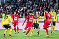 Mohsen Mosalman in Persepolis–Sepahan rivalry.jpg