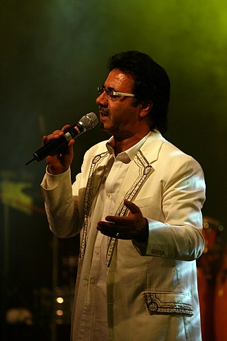 Moein (singer) - Moein at  Kuala Lumpur Malaysia 2009