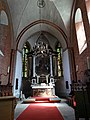 Moln, the altar of the church.jpg