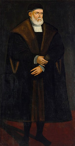 Portret Zygmunta Starego