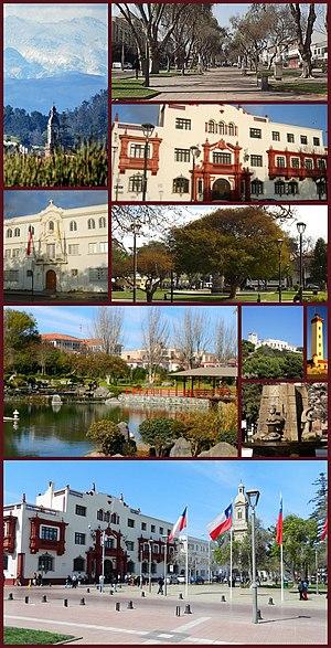 La Serena, Chile - Image: Montaje de La Serena