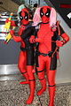 Montreal Comiccon 2015 - Deadpool girls (19272318999).jpg