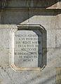 Monument a sant Vicent Màrtir, placa.JPG