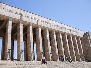 Monumento Bandera Rosario Argentina