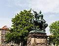 Monumento a Juan III Sobieski, Gdansk, Polonia, 2013-05-20, DD 01.jpg