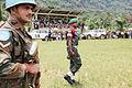 Monusco Peacekeeper&Far the Heli Pad in Walikale (6126701605).jpg