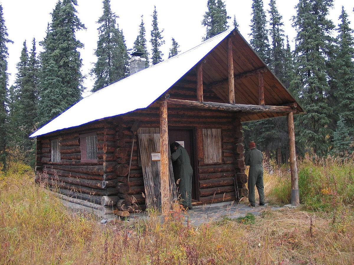 Moose creek ranger cabin no 19 wikipedia for Alaska cottage
