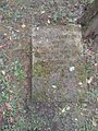 Moravian Cemetery God's Acre near Ballymena Adeline Florence Jones 2018.jpg