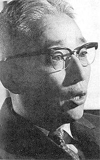 20th-century Japanese businessman