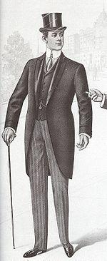 a3cdaf0b9b5 Классический костюм — Википедия