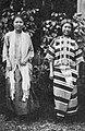Moro and Igorot nurses, St. Luke's Hospital, Manila (1923).jpg