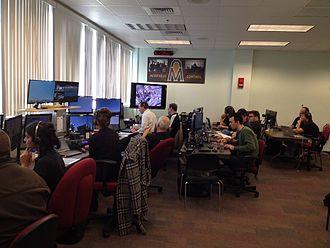 Project Morpheus - The Morpheus Control Room preparing to launch the Lander.