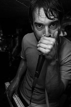 Mose Giganticus - Matt Garfield, frontman for Mose Giganticus