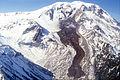 Mount Adams rock and ice debris avalanche.jpg