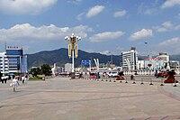 Mount Dongtaiping, Zhangjiakou, June 10, 2010.jpg