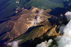 Mount Meakan - Mount Meakan