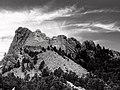 Mt. Rushmore 09052018 BW.jpg