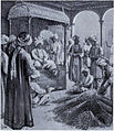 Muhammad Tughlak orders his brass coins to pass for silver, A.D. 1330.jpg