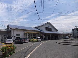 Mukainada Station - Mukainada Station in August 2014
