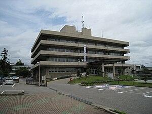 Murakami, Niigata - Murakami City Hall