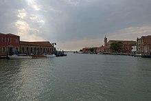 Murano Canale degli Angeli Santa Maria degli Angeli Venezia 2.jpg