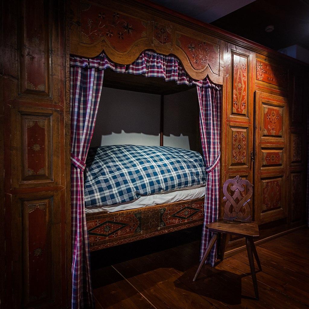 lit alcove solutions pour la d coration int rieure de votre maison. Black Bedroom Furniture Sets. Home Design Ideas