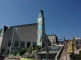 Museo de la civilización, Quebec (1987)