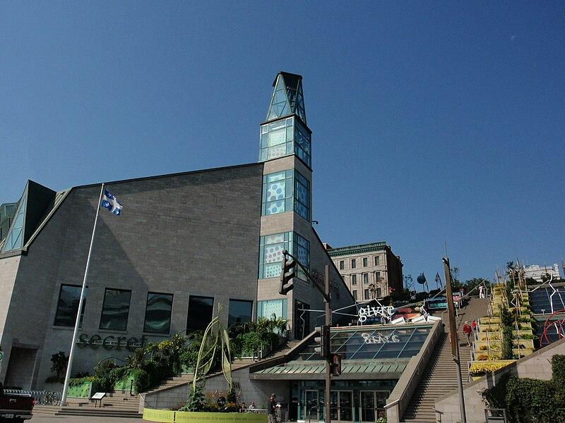 Museu da Civilização Cidade do Quebec