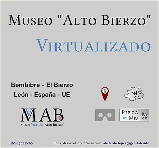"""Museo """"Alto Bierzo"""" Virtualizado - Bienvenida"""