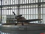Museu TAM - Messerschmitt BF 109 G-4 Trop. Este avião foi produzido na Alemanha em 1943. Atingido enquanto sobrevoava a Noruega, pousou em um lago. Foi achado depois de 40 anos submerso, sendo resga - panoramio.jpg