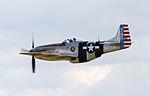 Mustang P-51D Fragile but Agile 3 (5927417470).jpg