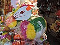 Muti colored rabbit lantern in chinese shop.jpg