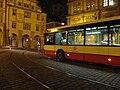 Muzejní linka číslo 5 na Malostranském náměstí (005).JPG