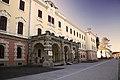 """Muzeul Naţional al Unirii, fosta clădire """"Babilon"""", Alba Iulia 4.jpg"""