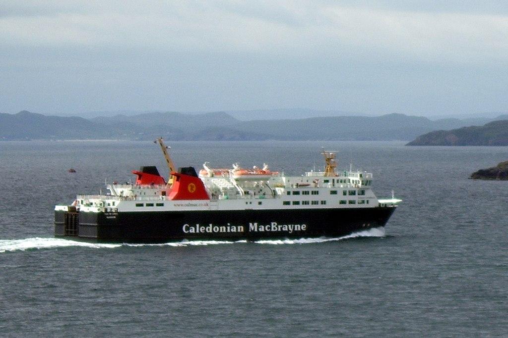 Calmac Ferries Island Hopping
